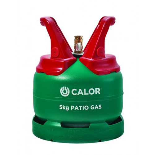 Patio Gas 5kg Propane - Gas Refill