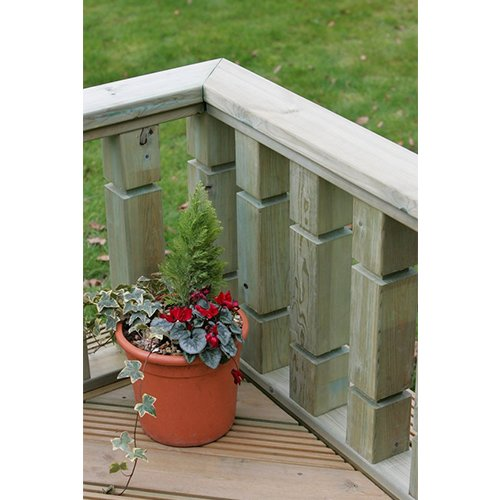 Q-Deck Newel Posts